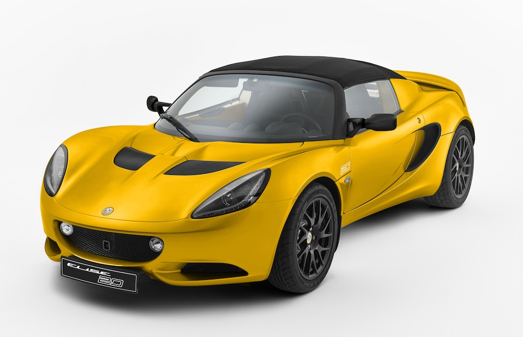 Lotus Elise 20th Anniversary 2015-01