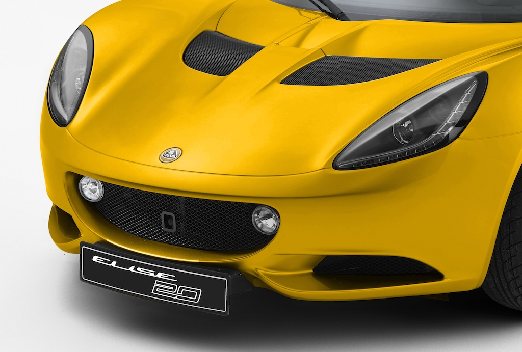 lotus Elise 20th Anniversary 2015-02
