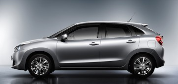 suzuki baleno 2016 preview francfort 2015