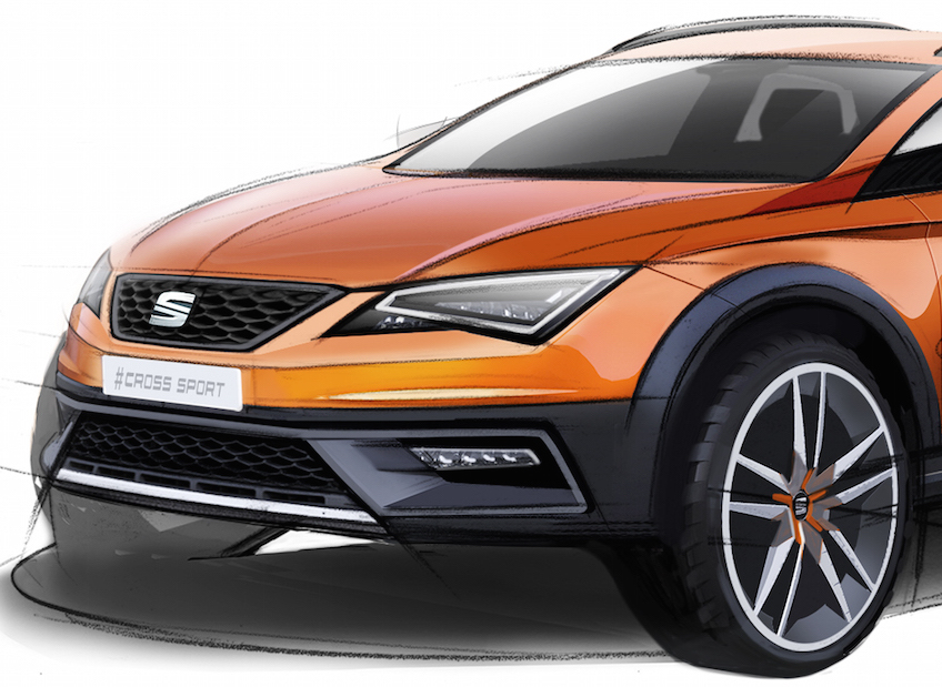 seat leon cross sport concept 2015 le blog verbaere automobiles. Black Bedroom Furniture Sets. Home Design Ideas
