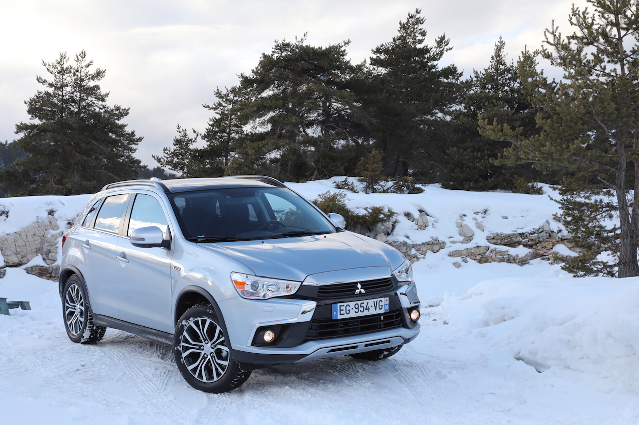 mitsubishi asx di-d 150 4wd intense navi connect 2017 photo laurent sanson-03